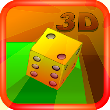 Rolling Dice 3-D Lins