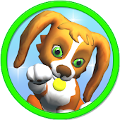 Talking Cute Dog! APK for Bluestacks
