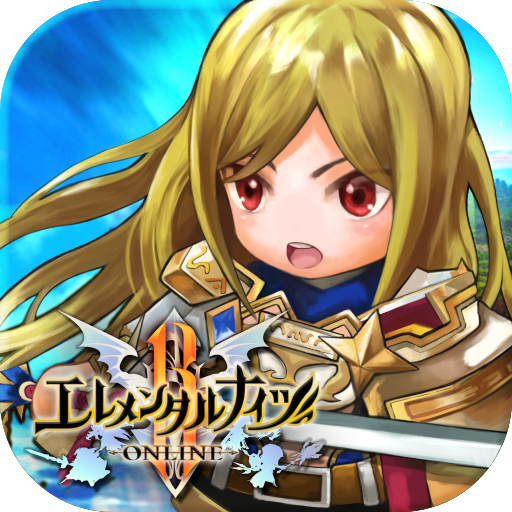 RPG Elemental Knights R (MMO) (game)