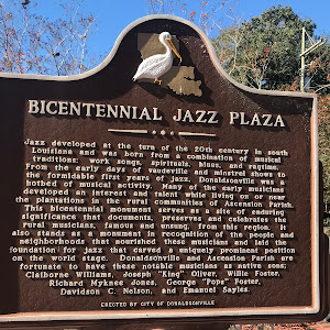 Jazz developed at the turn of the 20th century in south Louisiana and was born from a combination of musical traditions: work songs, spirituals, blues, and ragtime. From the early days of vaudeville ...