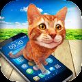 Free Cat in Phone Prank APK for Windows 8