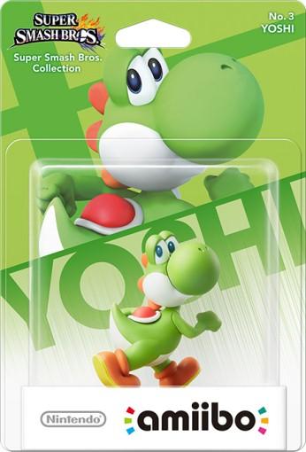 Yoshi packaged (thumbnail) - Super Smash Bros. series