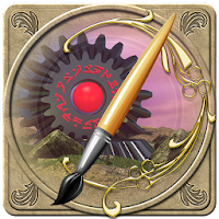 FlipPix Art - Magic Worlds For PC (Windows And Mac)