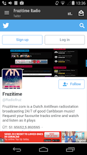 Fruzitime Radio - screenshot