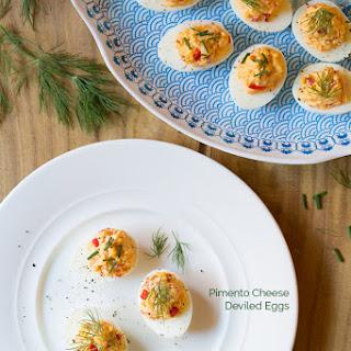 Pimento Cheese Deviled Eggs Recipes