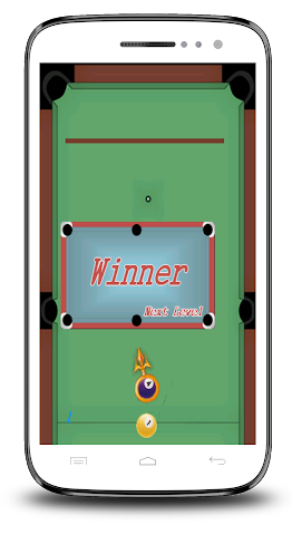 android Piscine 8 Ball Shooter Screenshot 6