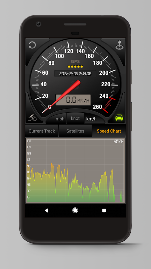 Speedometer GPS Pro Screenshot 3