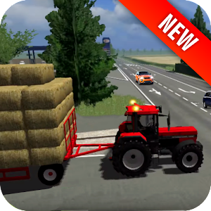 Tractor Cargo Transport: Farming Simulator Icon