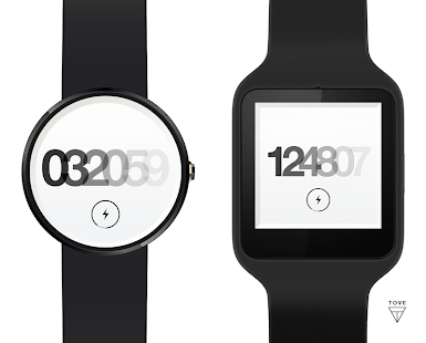 BAJA watchface by Tove - screenshot