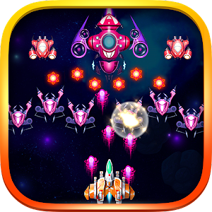Galaxy Shooter :Space Invaders Icon