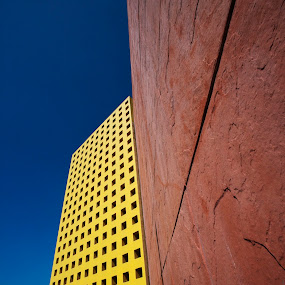 Puebla's downtown by Cristobal Garciaferro Rubio - Buildings & Architecture Other Exteriors