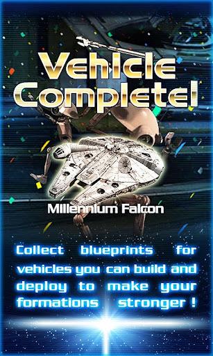 Star Wars Force Collection - screenshot
