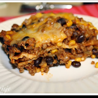 Black Bean Quesadilla Casserole Recipes