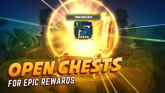 Legacy Quest: Rise of Heroes screenshot