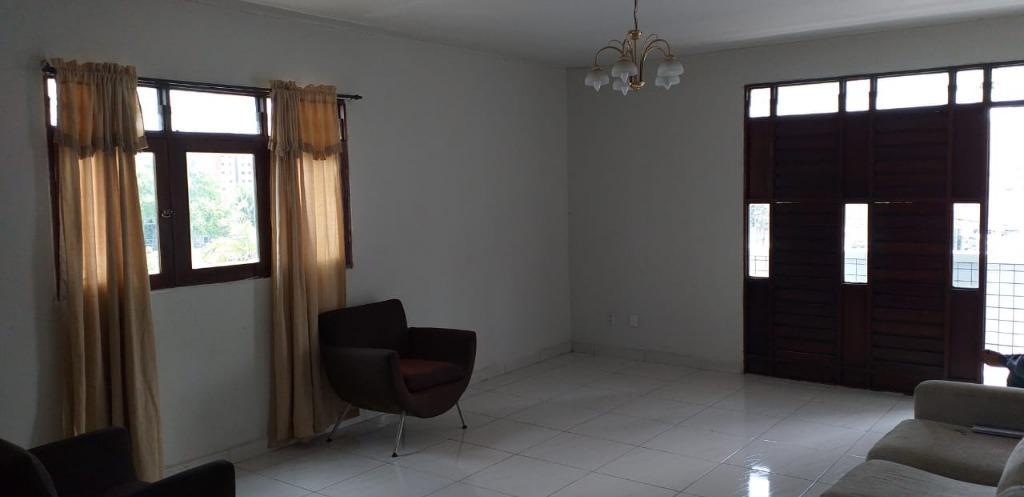 Apartamento com 3 dormitórios para alugar, 152 m² por R$ 1.200,00/mês - Manaíra - João Pessoa/PB