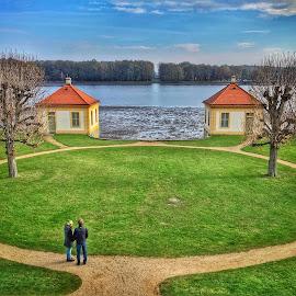 by Johana Starova - City,  Street & Park  City Parks