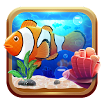 Underwater world aquarium Icon