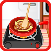 Cook Game For Girl Restaurant APK icon