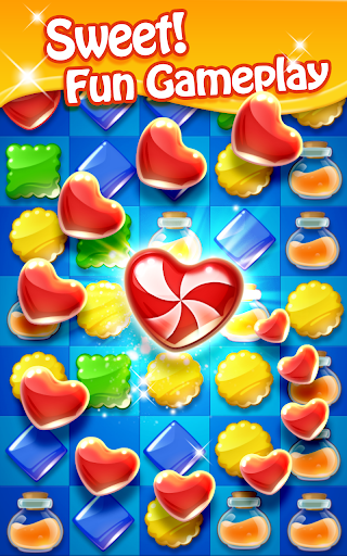 Cookie Mania - Sweet Match 3 Puzzle screenshot 12