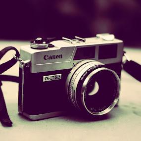 classics camera by Joseph Basukarno - Artistic Objects Antiques ( old, vintage, classics )