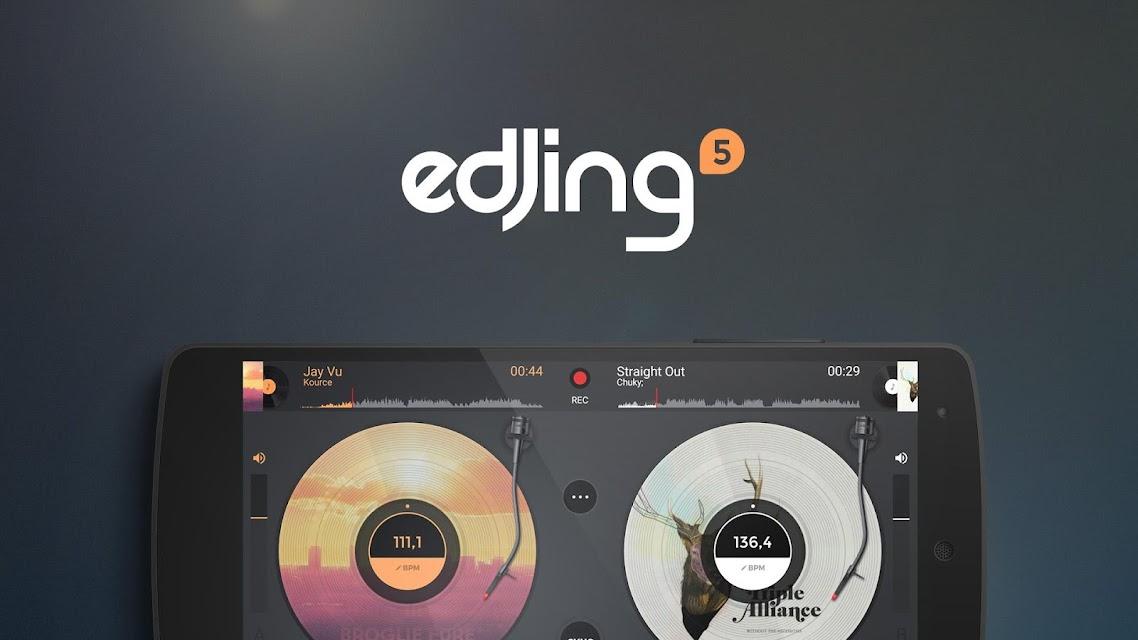 edjing 5 DJ Music Mixer Studio screenshots