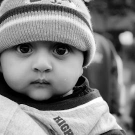 Innocence by Ankit Chauhan - Babies & Children Child Portraits ( ‪#‎childhood‬ ‪#‎boy‬ ‪#‎cap‬ ‪#‎parle_g‬ ‪#‎big‬ ‪#‎eyes‬ ‪#‎staring‬ ‪#‎lovely‬ ‪#‎memories‬ ‪#‎photography‬ ‪#‎crazyrover‬ ‪#‎nikon‬ ‪#‎d5100‬ ‪#‎aankitchauhan‬ )