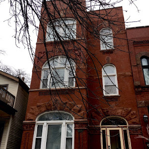 Nelson Algren lived here Submitted by @robertloerzel
