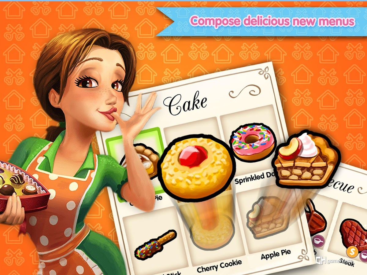 Delicious - Home Sweet Home Screenshot 8