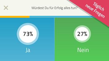 Screenshot of TimeZapp - Die Frage-App 1.0