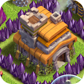 New Maps clash of clans 2017 Icon