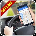 Offline GPS Navigation Map & Route Finder Icon