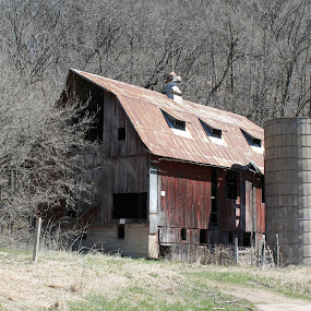 Red in the Valley by Amanda Saxton-Jenson - Buildings & Architecture Other Exteriors (  )