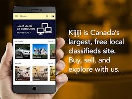 Screenshot of Kijiji Free Local Classifieds