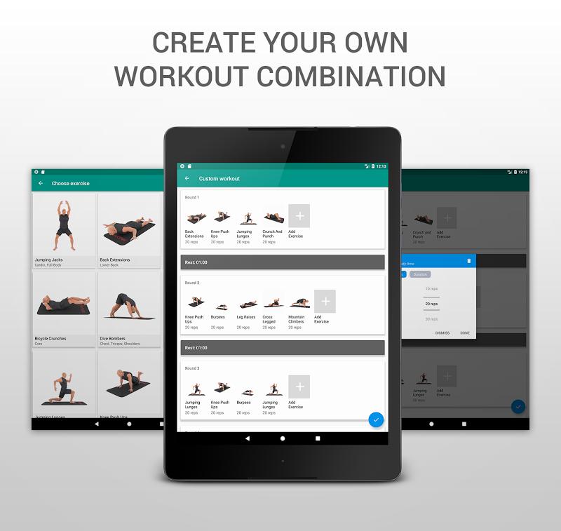 7 Minute Workouts PRO - 99% DISCOUNT Screenshot 10