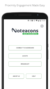 Noteacons Beacon Simulator - screenshot