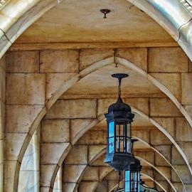 arches by Lennie Locken - Buildings & Architecture Architectural Detail