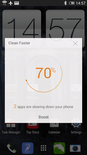 Speed Booster for Android ? screenshot 7
