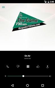The Game 730AM - Lansing (WVFN) APK for Bluestacks