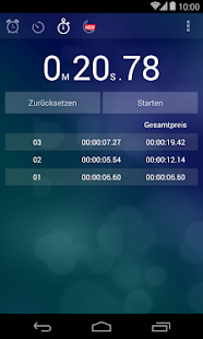 Wecker Xtreme + Timer Screenshot
