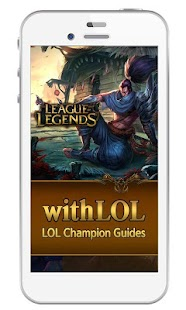 LOL Champion Guides withLOL - screenshot