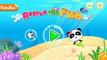 Screenshot of Rescue the Fish