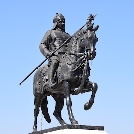 RANA PROTAP by Sukamal Biswas - Buildings & Architecture Statues & Monuments