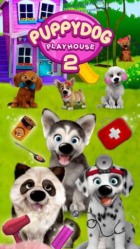 Puppy Dog Playhouse 2
