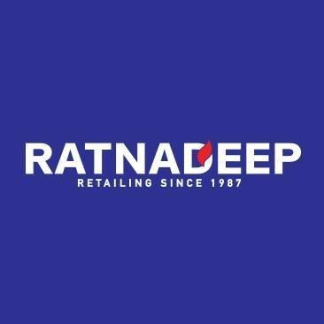 Ratandeep Super Market, ,  logo