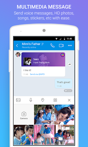 Zalo – Video Call screenshot 3