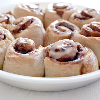 Homemade Low Fat Cinnamon Rolls Recipes