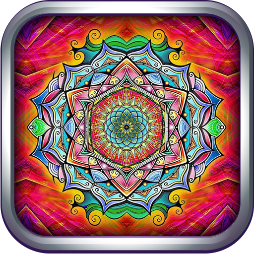 Adult Coloring Stress Reliever (game)