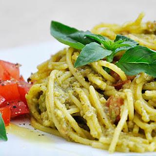 Tomatoes Avocado Pasta Recipes