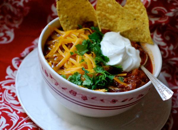 Jimmy Fallon's Crock Pot Chili Recept | Yummly