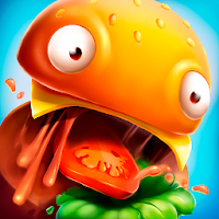 Burger.io: Swallow & Devour Burgers in IO Game For PC
